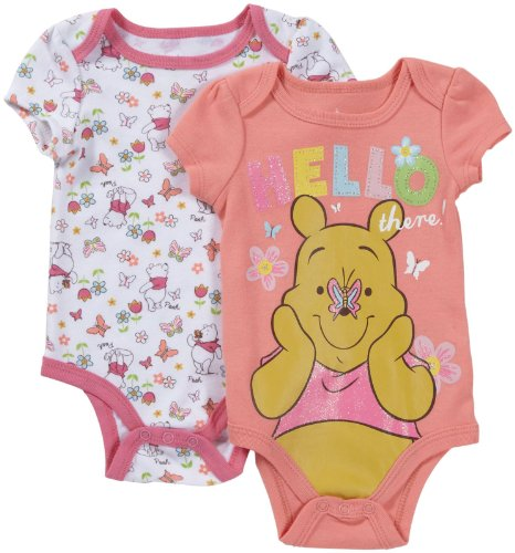 Baby Girl Winnie The Pooh front-1071053