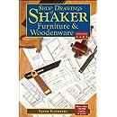 Shop Drawings of Shaker Furniture & Woodenware (Vols, 1, 2 & 3) (Vol. 1, 2 & 3)