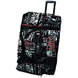 MSR Metal Mulisha Rolling Gear Bag