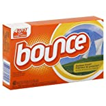 Bounce Fabric Softener Sheets, Outdoor Fresh, 40 ct.