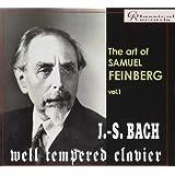 The Art of Samuel Feinberg,Vol.1
