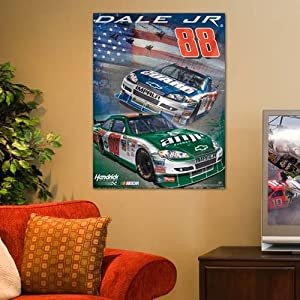 Jimmie Johnson Nascar Nextel Cup Champion Vertical Banner Flag by WinCraft
