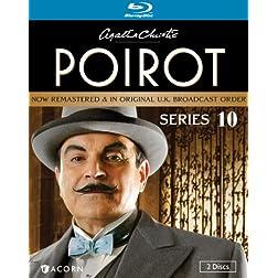 Agatha Christie's Poirot: Series 10 [Blu-ray]