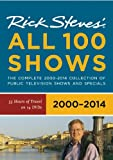 Rick Steves Europe All 100 Shows DVD Boxed Set 2000-2014