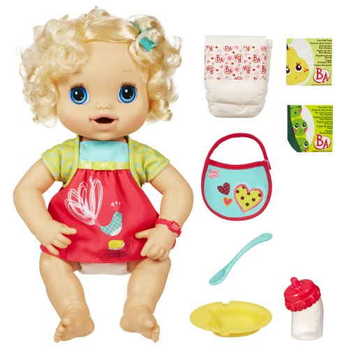 Baby Alive My Baby Alive (Caucasian) (Discontinued by manufacturer) (Baby Food Cheap compare prices)