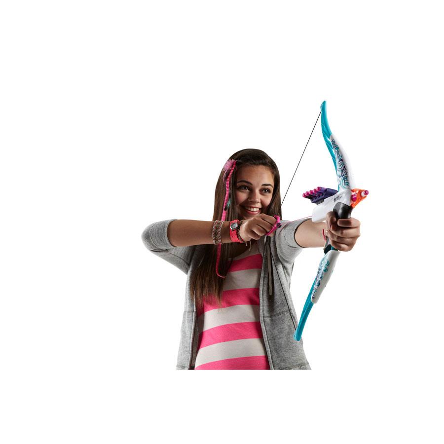 nerf rebelle heartbreaker bow blue wwwimgkidcom the