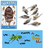 HotLix Edible Crickets (salt and vinegar flavor)