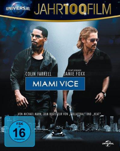 Miami Vice - Jahr100Film [Blu-ray]