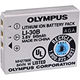 Olympus LI-30B Rechargeable Battery for Stylus Verve Digital Cameras