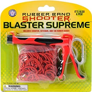 Hog Wild Rubber Band Blaster Supreme