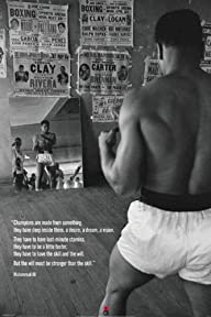 Muhammad Ali-Training in the Gym, Spo…