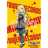THE IDOLM@STER × TOWER RECORDS 星井美希タワー限定ver. B2ポスター