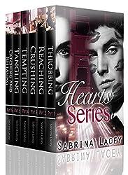 Hearts Series Bundle: Books 1-6 (English Edition)