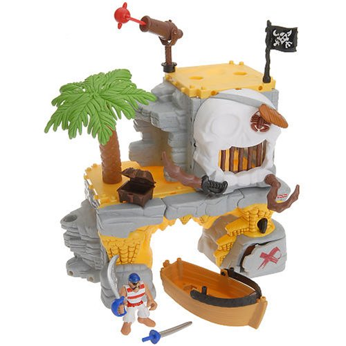 Captain Hook's Island - Exclusive - Imaginext Adventures - Buy Captain Hook's Island - Exclusive - Imaginext Adventures - Purchase Captain Hook's Island - Exclusive - Imaginext Adventures (Fisher Price, Toys & Games,Categories)