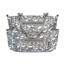 Hot Sale JJ Cole Caprice Diaper Bag, Ash Woodland