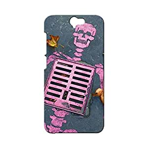 BLUEDIO Designer Printed Back case cover for HTC One A9 - G6362