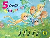 echange, troc Maura Tillay, Debbie Tarbett - 5 petits singes