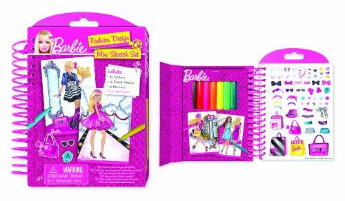Imagen principal de Barbie 784277 - Mini cuaderno de bocetos