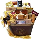 Art of Appreciation Gift Baskets Chocolate Decadence Premium Gift Basket