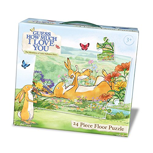 Guess How Much I Love You 24 Piece Floor Puzzle