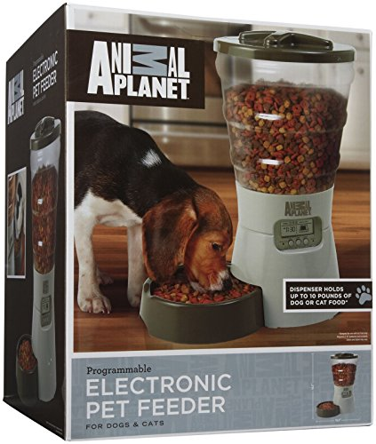 animal planet feeder instructions
