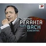 Murray Perahia-Bach Piano Concertos