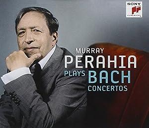 Plays Bach Concertos
