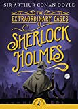 img - for The Extraordinary Cases of Sherlock Holmes (Puffin Classics) book / textbook / text book
