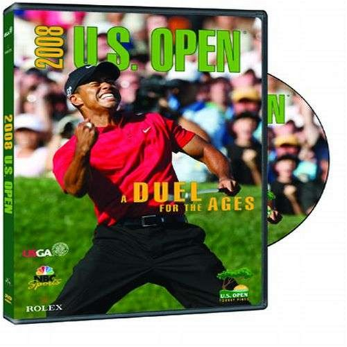 2008 U.S. Open a Duel for the Ages: By Tiger Woods [DVD] [Import]