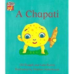 The Runaway Chapati Children's book pack of 4 (Cambridge Reading)