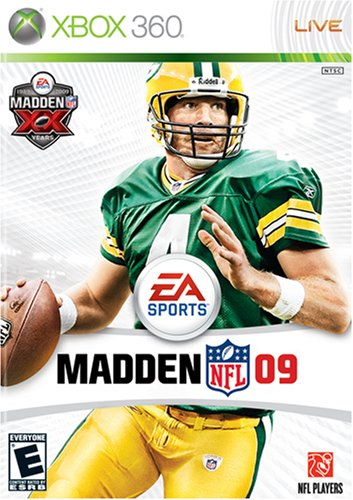Electronic Arts-Madden NFL 09