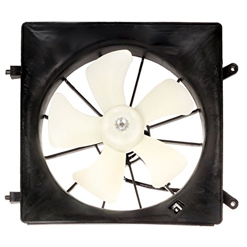Partsam 19005-Paa-A01 Ho3115103 Radiator Cooling Fan Fit Coupe Sedan 2002 Honda Accord