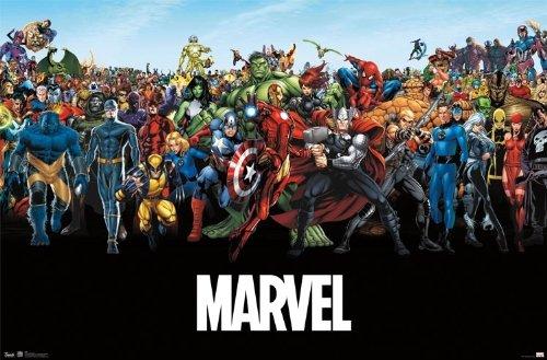 Marvel Poster