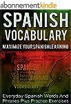 Spanish: Spanish  Vocabulary - Maximi...