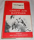 img - for Great Air Battles book / textbook / text book