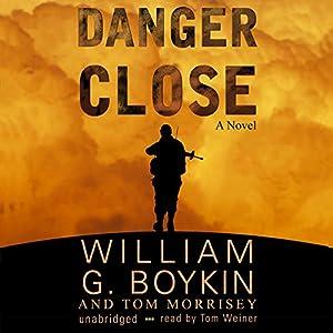 Danger Close Audiobook