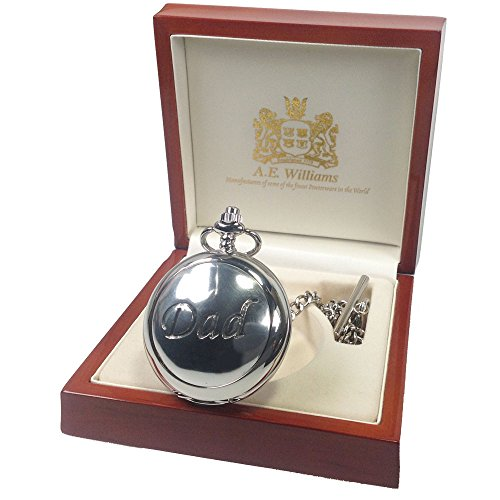 engraved-dads-70th-birthday-mother-of-pearl-pocket-watch-with-pewter-dad-case-in-a-wooden-box