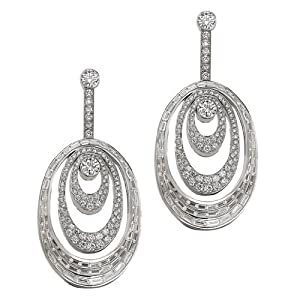 Audemars Piguet Jewelry Millenary Women's Earring CL0727-BCU-CB-Z000