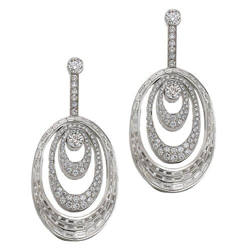 Audemars Piguet Jewelry Millenary Women's Earring CL0727-BCU-CB-Z000