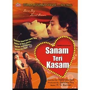 Amazon.com: Sanam Teri Kasam - 1982 (Kamal Hassan Hindi Film