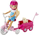 Toy - Barbie Her Sisters in The Great Puppy Adventure Chelsea Doll and Trike