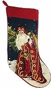 Lynn Haney Victorian Santa Needlepoin…