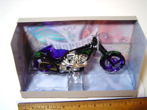 Jesse James West Coast Chopper Motorcycle El Diablo II