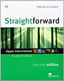 Straightforward Upper Intermediate Level: Student's Book (0230423345) by Kerr, Philip