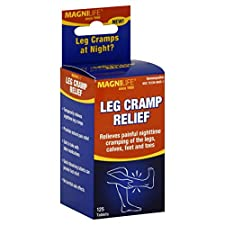 Magnilife Leg Cramp Relief, Tablets, 125 tablets