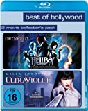Best of Hollywood - 2 Movie Collector's Pack 4 (Hellboy / Ultraviolet) [Blu-ray]