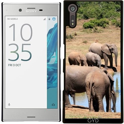 case-for-sony-xperia-xz-elephant-africa-exotic-by-wonderfuldreampicture