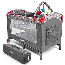 die besten reisebett 2016 im test vergleich babyreisebett. Black Bedroom Furniture Sets. Home Design Ideas