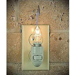 Switchables Rotating Nightlight Plug