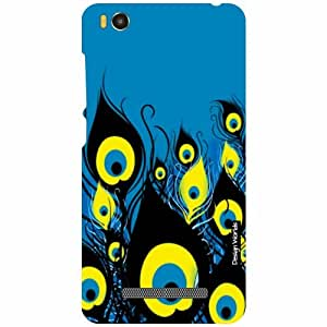 Design Worlds Xiaomi Mi4i MZB4300IN Back Cover Designer Case and Covers
